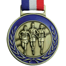 50mm Runners Medal